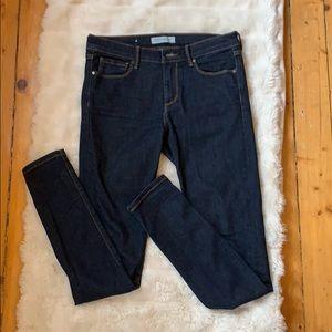 Banana Republic Jeans Skinny Mid-rise